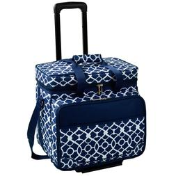Picnic at Ascot Picnic Cooler for 4 on Wheels