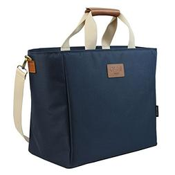 INNO STAGE 40L Picnic Insulated Cooler Bag,Wine Carrier Tote