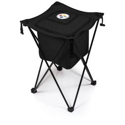 Pittsburgh Steelers Black Sidekick Cooler