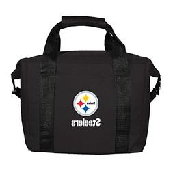 Pittsburgh Steelers Official NFL Insulated Cooler Bag by Kol