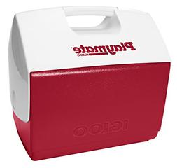 Igloo Playmate Elite 16 Qt. Personal Sized Cooler, Red body