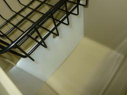 Polypropylene Cutting Board Short Half Divider for YETI Tund