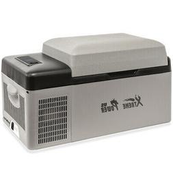 Portable Cooler Car Bluetooth Refrigerator Travel Fridge Tru