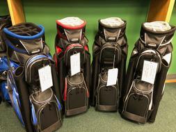 premium 14-way Full Length Divider Golf Bag with Cooler Pock