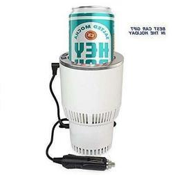 Premium 2-in-1 Car Cup Cooler Warmer Smart Mug Holder Auto T