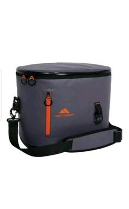 Ozark Trail Premium 24-Can Ice Cooler, Bottle Opener Shoulde