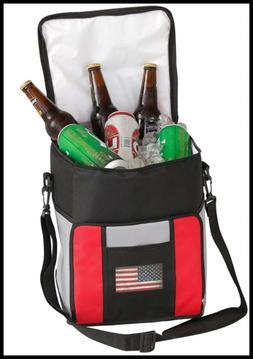 Premium Collapsible Cooler Bag LARGE Leak Proof Soft Insulat
