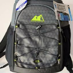 Arctic Zone PRO 24 Can Leakproof Camping /Hiking Backpack Co