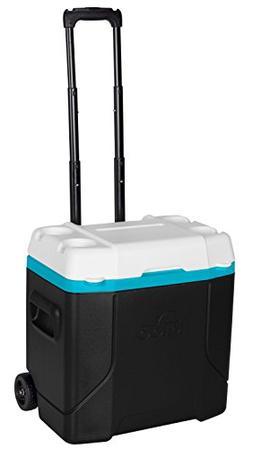 Igloo Profile 30 Quart Roller, Black.White.Black, 30 Qt. / 2