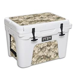 MightySkins Protective Vinyl Skin Decal for YETI Tundra 35 q