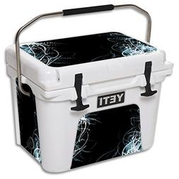 MightySkins Protective Vinyl Skin Decal for YETI Roadie 20 q