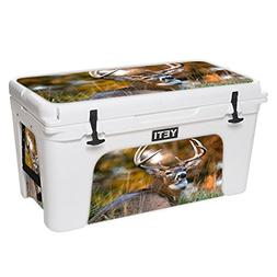 MightySkins Protective Vinyl Skin Decal for YETI Tundra 75 q