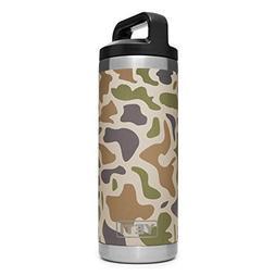 YETI Rambler 18 oz Vacuum Insulated Stainless Steel Bottle C