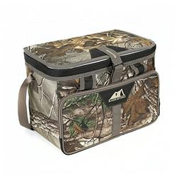 Arctic Zone Realtree 12 Can Zipperless Cooler with HardBody