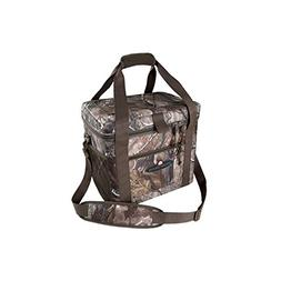 Igloo Realtree Camo 24 Can Square Ultra Soft Side Cooler