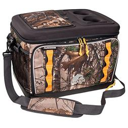 Igloo Realtree Collapse & Cool 50 Soft Cooler, Realtree Camo