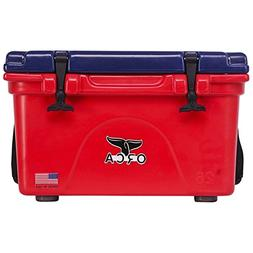 Outdoor Recreational Company of America Red Bottom Cooler wi