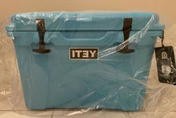 YETI REEF BLUE TUNDRA 35 COOLER  **DISCONTINUED COLOR LIMITE