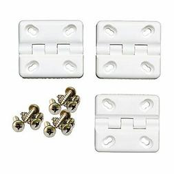 Cooler Shield Replacement Coleman Cooler Hinges - 3 Pack