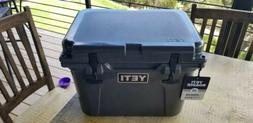 YETI Roadie 20 Charcoal Cooler Limited Edition Color NEW wit