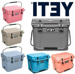 YETI Roadie 20 Cooler CHARCOAL | IceBlue | Pink | LE Coral |