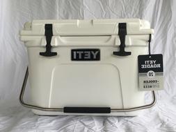 YETI Roadie 20 WHITE Cooler NEW