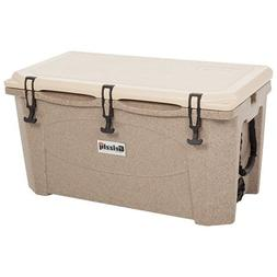 Grizzly RotoMolded Cooler Sandstone 75 qt. IRP-9070-S