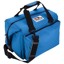 Royal Blue 24 Pack Deluxe Soft Sided Cooler - AO Coolers - A