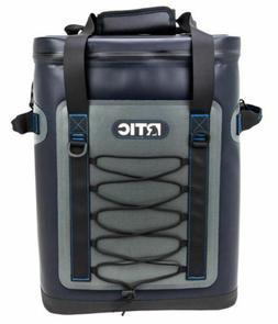 RTIC Back Pack Cooler, Blue Grey NEW 2019 Model Backpack 40