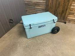 Rtic Cooler 110 Wheel Tire Axle Kit W/handle --COOLER NOT IN