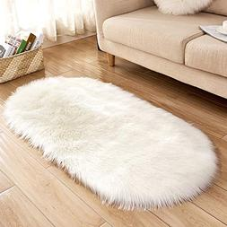 rug non slip wool sheepskin