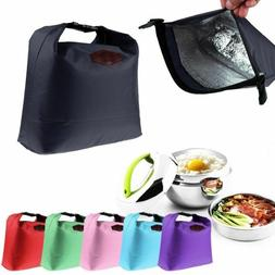 Small Thermal Portable Insulated Cooler Bag Lunch Picnic Car