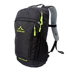 Small Travel Backpack Hiking Daypack 22L - Laptop Compartmen