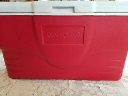 """SNAP-ON COOLER 70 QT BY COLEMAN MADE IN THE USA 29"""" X 15"""