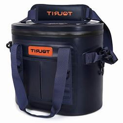 TOURIT Soft Cooler 20 Cans Leak-Proof Soft Pack Cooler Water