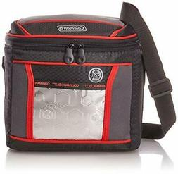 Coleman Soft Cooler Bag 9-Can Insulated Lunch Cooler Adjusta