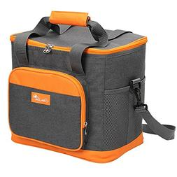 SERISIMPLE Soft Cooler Bag Collapsible Outdoor Insulated Pic
