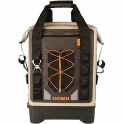 Igloo Sportsman Waterproof Cooler Bag Backpack - Tan 62791