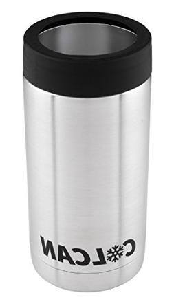 Colcan Stainless Steel Insulated Can Cooler 16oz - Tallboy P