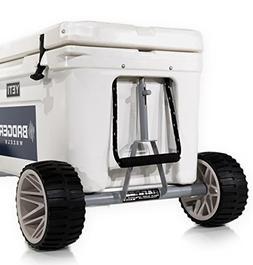 Badger Wheels Steel Single Axle LARGE WHEEL for Yeti Tundra