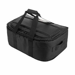 AO Coolers Stow-N-Go Cooler, Black, 38-Pack