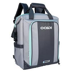 Igloo Switch Marine Backpack-Gray/Seafoam, Grey