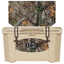 Grizzly Coolers - Tan-Real Tree-Xtra - 40 Quart