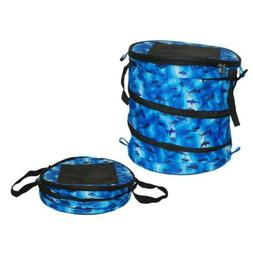Taylor Made Stow n Go Collapsible Cooler - Blue Sonar