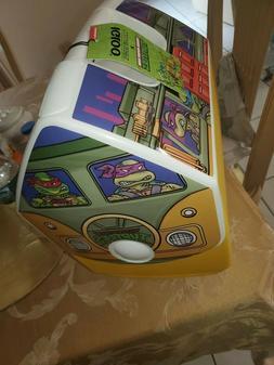 Teenage Mutant Ninja Turtles Igloo Limited Edition cooler 7