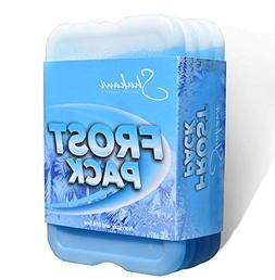 Cooler Ice Pack - Thin Reusable Ice Packs, Great Ice Packs f