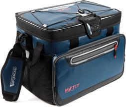 Arctic Zone Titan 48 Can Zipperless Cooler, Blue