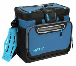 Arctic Zone Titan Deep Freeze 16 Can Zipperless Cooler Blue
