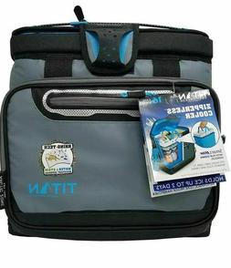 Titan Deep Freeze Zipperless Cooler Bag by Arctic Zone with
