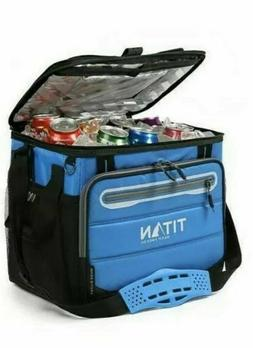 Arctic Zone Titan Guide Series 40 Can Cooler Blue